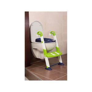 Scara cu reductor WC si olita White Perl blue Kidskit imagine
