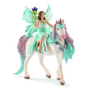 Figurina SChleich - Eyela cu Unicorn - SL70569 imagine