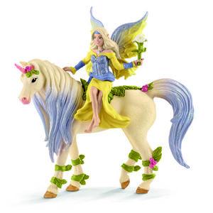 Figurina Schleich - Sera cu unicorn - SL70565 imagine