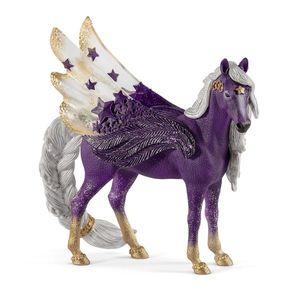 Schleich Pegasus cu stea in frunte imagine