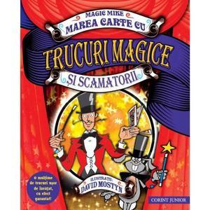 Marea carte cu trucuri magice si scamatorii imagine