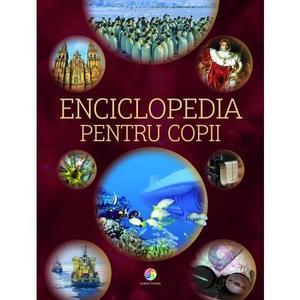 Enciclopedia pentru copii imagine