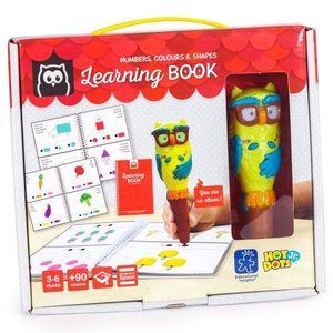 Carte interactiva, Invatarea numerelor, a culorilor si a formelor geometrice imagine