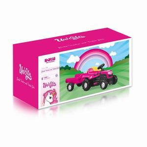 Tractor cu pedale Unicorn imagine