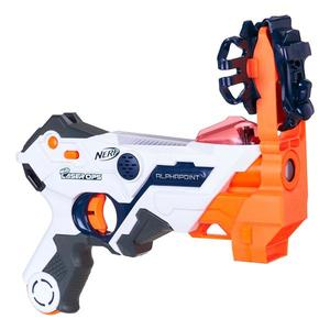 HASBRO Blaster NERF Laser Ops Single Shot imagine