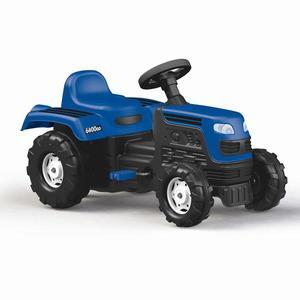 Tractor cu pedale albastru Dolu imagine