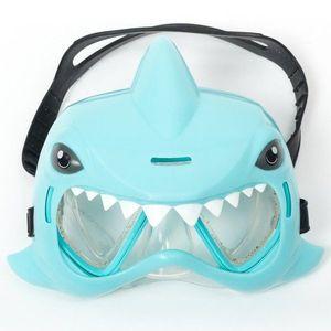 Ochelari de apa in forma de rechin imagine