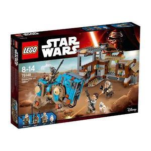 LEGO Star Wars Confruntare pe Jakku 75148 imagine