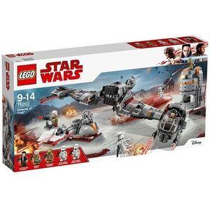 LEGO Star Wars Apararea Planetei Crait 75202 imagine