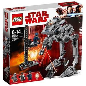 LEGO Star Wars First Order AT-ST 75201 imagine