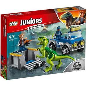 Lego Juniors. Camionul de salvare al Raptorului imagine