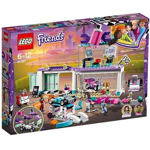 LEGO Friends Atelier Creativ de Tuning 41351 imagine