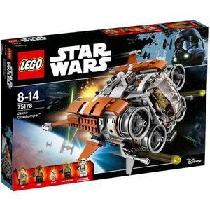 LEGO Star Wars Quadjumper Jakku 75178 imagine