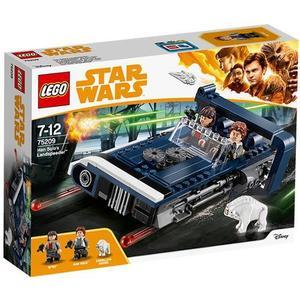 LEGO Star Wars Landspeederul lui Han Solo 75209 imagine