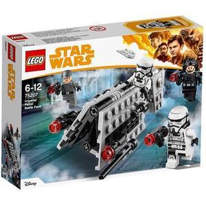 LEGO Star Wars Pachet de Lupta Patrula Imperiala 75207 imagine