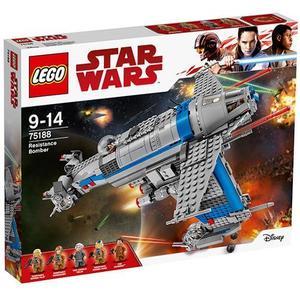LEGO Star Wars Bombardier al Rezistentei 75188 imagine
