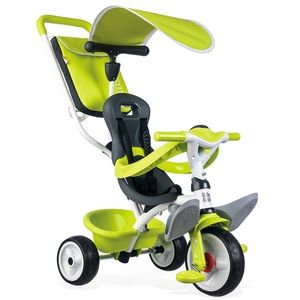 Tricicleta Smoby Baby Balade green imagine
