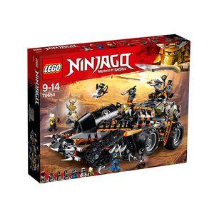 LEGO Ninjago, Dieselnaut 70654 imagine