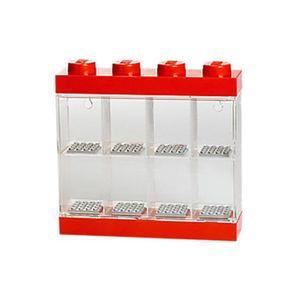Cutie rosie pentru 8 minifigurine LEGO (40650001) imagine