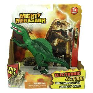 MIGHTY MEGASAUR DINOZAUR CU LUMINI ȘI SUNETE - Spinosaurus imagine