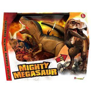 DINOZAUR T-REX CU LUMINI ȘI SUNETE - T-Rex imagine