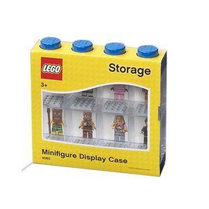 Cutie albastra pentru 8 minifigurine LEGO (40650005) imagine