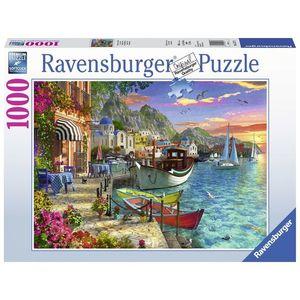 Puzzle Grecia, 1000 Piese imagine