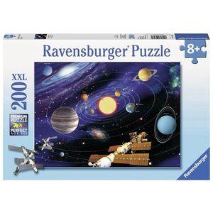 Puzzle Sistemul Solar, 200 Piese imagine