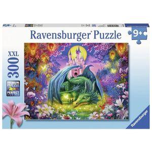 Puzzle Dragon Mistic, 300 Piese imagine