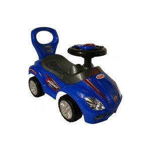 Masinuta de impins ARTI 382A Mega Car Standard - Albastru imagine