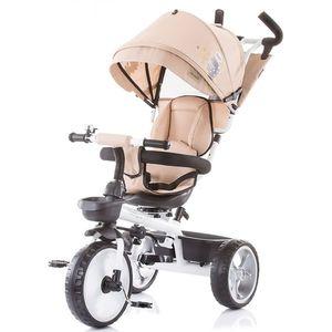 Tricicleta Chipolino Tempo caramel imagine