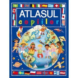 Atlasul copiilor Corint imagine