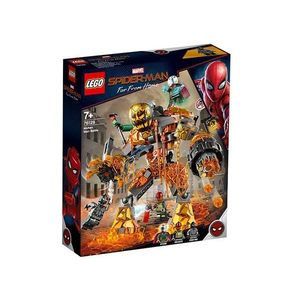 Batalia cu Molten Man (76128) imagine
