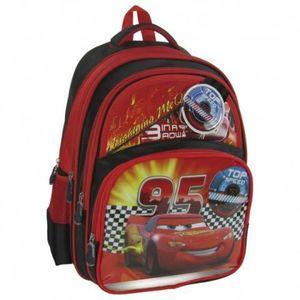 Ghiozdan scoala copii Baieti Top Speed DISNEY CARS 37 cm imagine