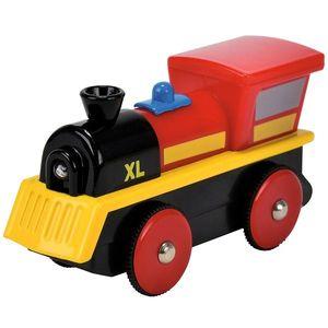 Locomotiva din lemn Eichhorn XL imagine