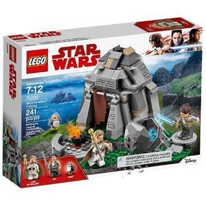 LEGO Star Wars Antrenamentul de pe Ahch-To Island, 75200 imagine