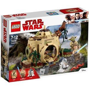LEGO Star Wars Coliba lui Yoda 75208 imagine