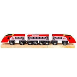 Trenulet - Virgin Pendolino imagine