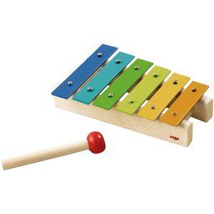 Instrument muzical sub forma de xilofon, Haba, 2ani+ imagine