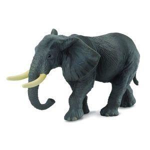 Figurina Elefant african - Collecta imagine