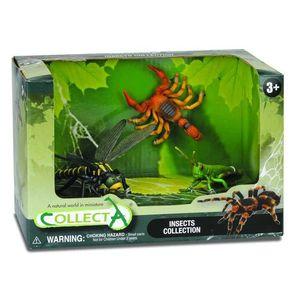 Set 3 figurine Insecte - Collecta imagine