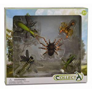 Set 5 figurine Insecte - Collecta imagine