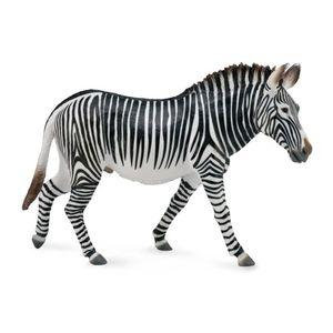 Figurina Zebra Grevy XL Collecta imagine