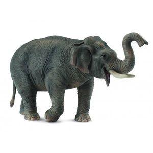 Figurina Elefant asiatic XL Collecta imagine