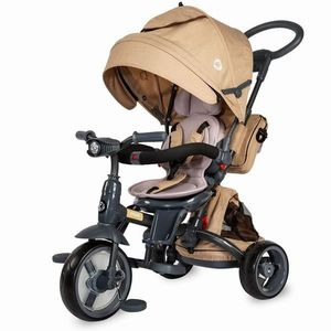 Tricicleta multifunctionala Coccolle Modi 2019 bej imagine