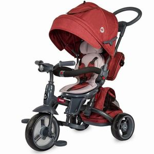 Tricicleta multifunctionala Coccolle Modi 2019 Rosu imagine