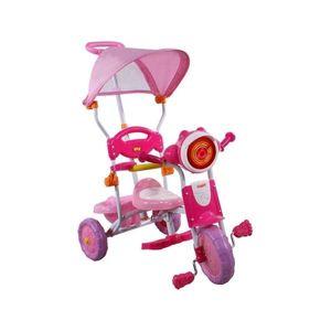 Tricicleta Arti 260c - Roz imagine