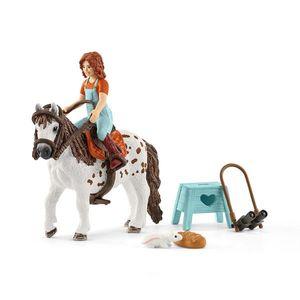 SCHLEICH Horse Club Mia & Spotty imagine