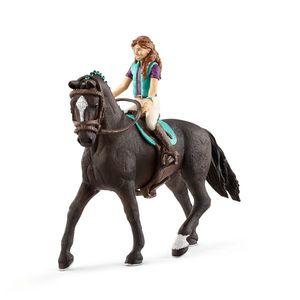 SCHLEICH Horse Club Lisa & Storm imagine