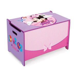 Ladita Din Lemn Pentru Depozitare Jucarii Disney Minnie Mouse imagine